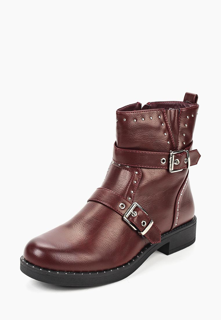 Женские ботинки Ideal Shoes E-5108