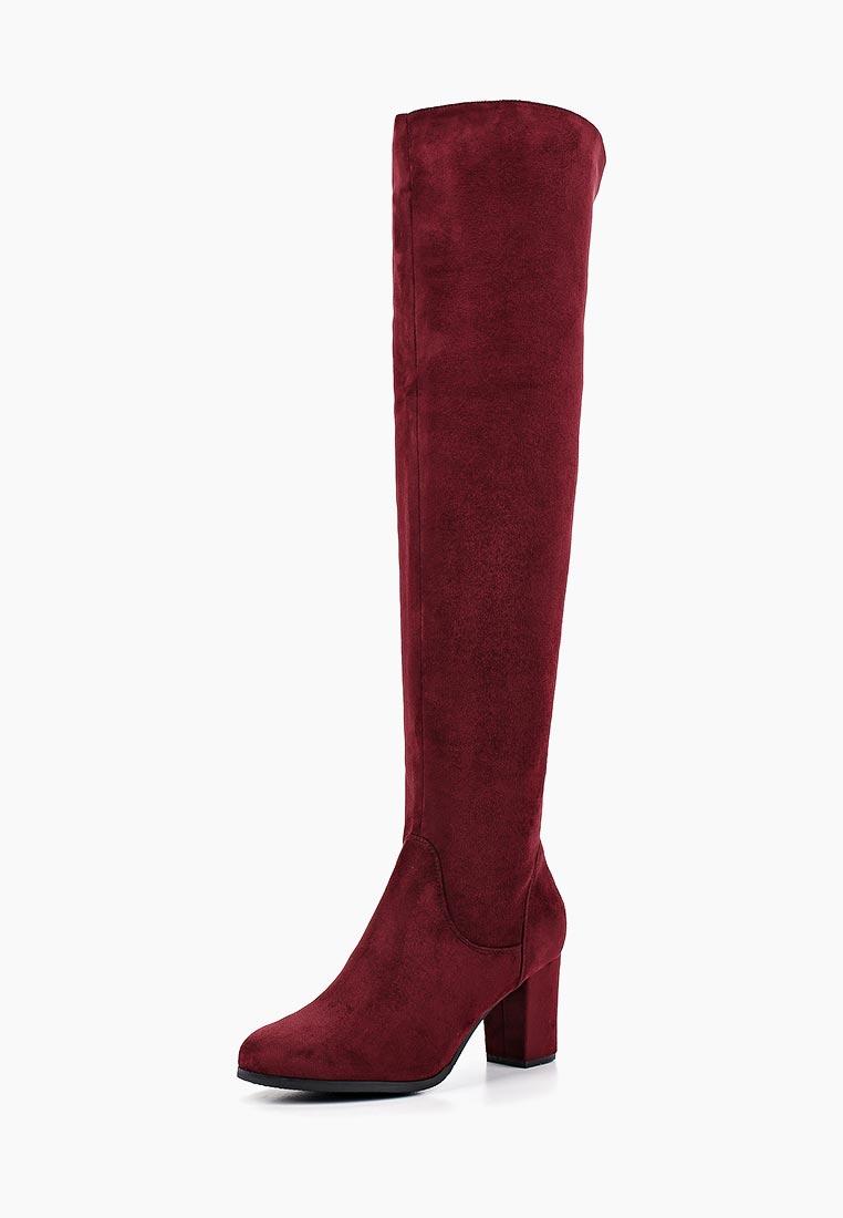 Ботфорты Ideal Shoes E-5117