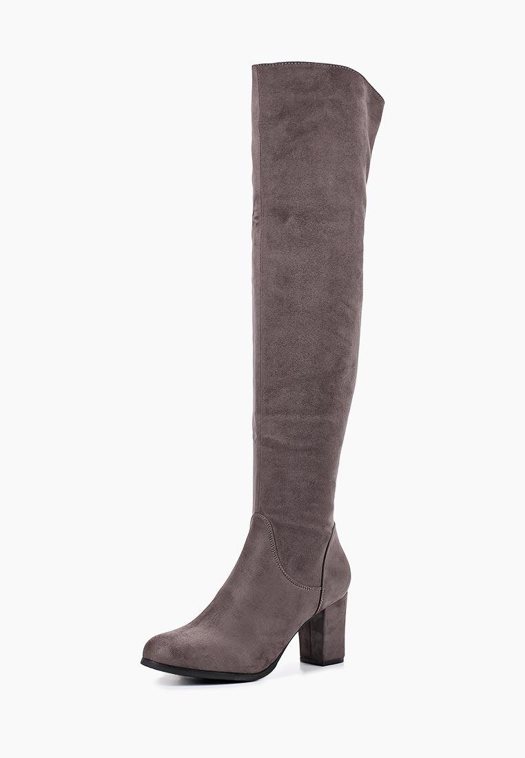 Женские ботфорты Ideal Shoes E-5117