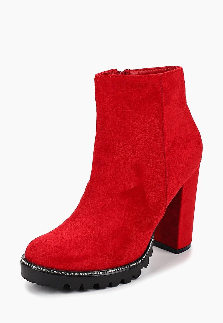 Женские ботильоны Ideal Shoes F-3773