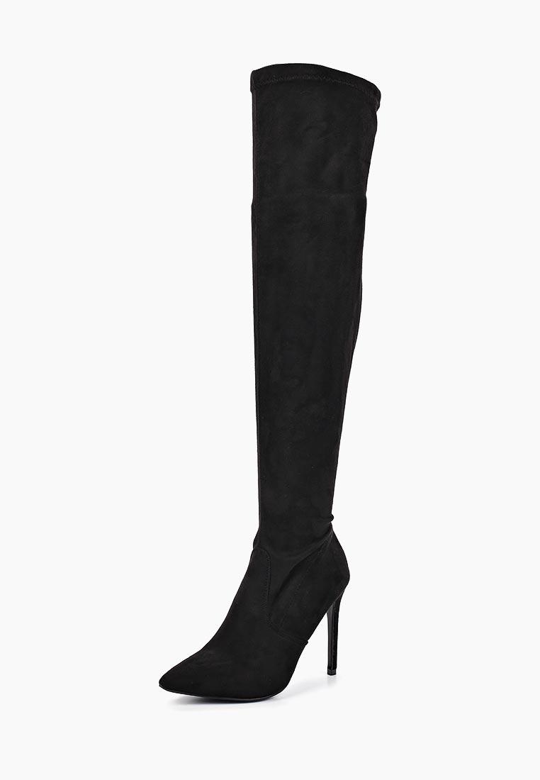Женские ботфорты Ideal Shoes SU-2847