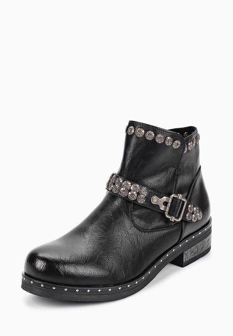 Женские ботинки Ideal Shoes TX-2839