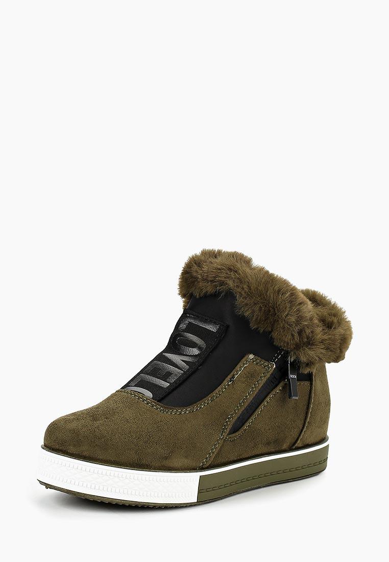Женские кеды Ideal Shoes X-9721