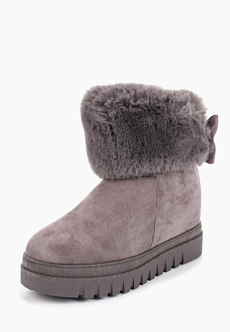 Женские полусапоги Ideal Shoes Z-2893