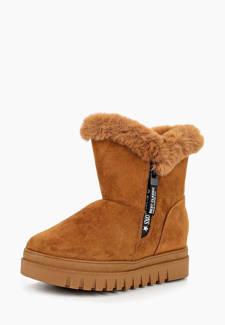 Женские полусапоги Ideal Shoes Z-2895