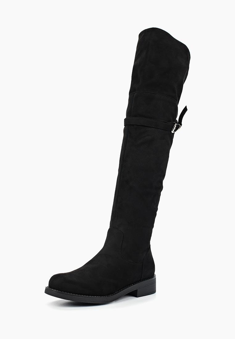 Женские ботфорты Ideal Shoes SU-2850
