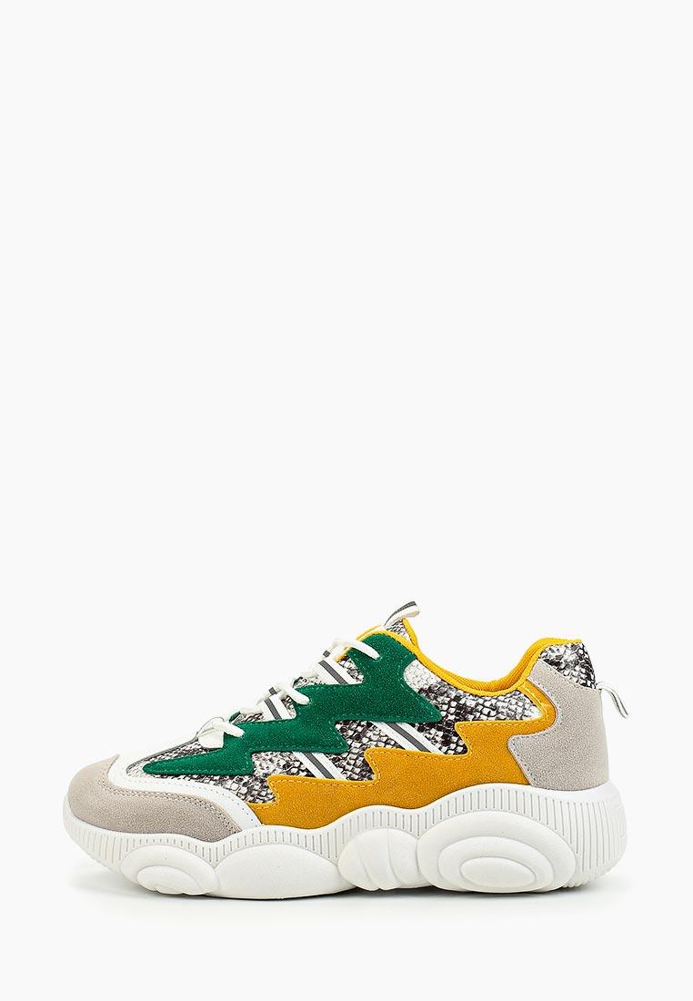 Женские кроссовки Ideal Shoes Z-9773