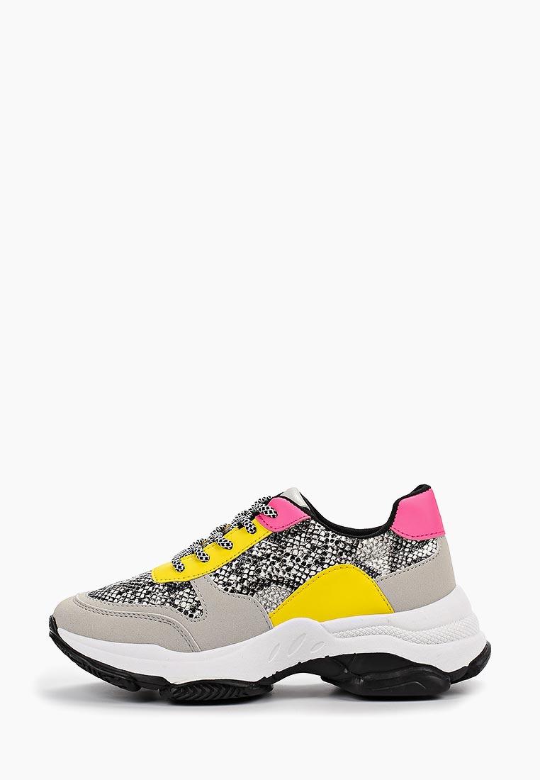 Женские кроссовки Ideal Shoes W-3119