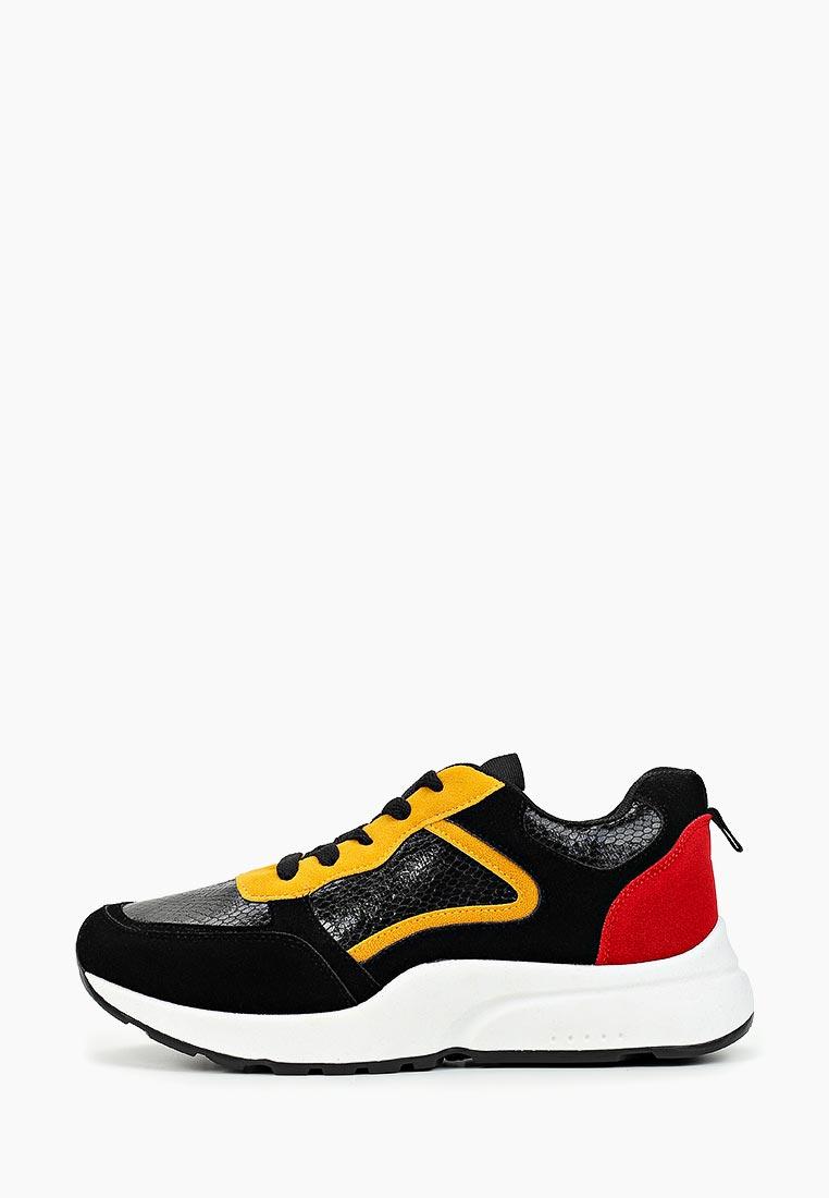 Женские кроссовки Ideal Shoes Z-9765