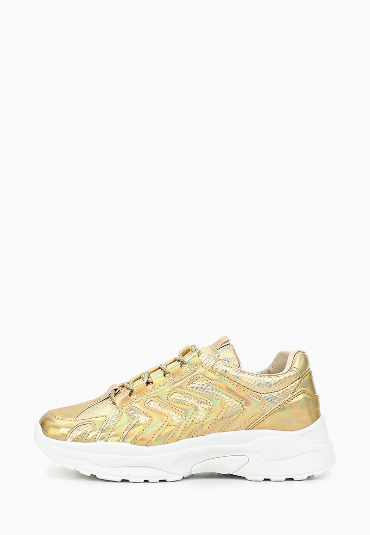 Женские кроссовки Ideal Shoes W-3129