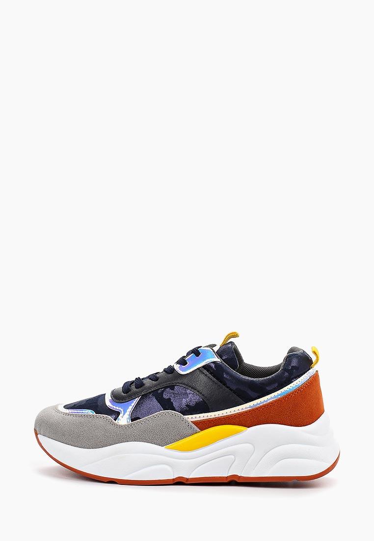 Женские кроссовки Ideal Shoes Z-9766