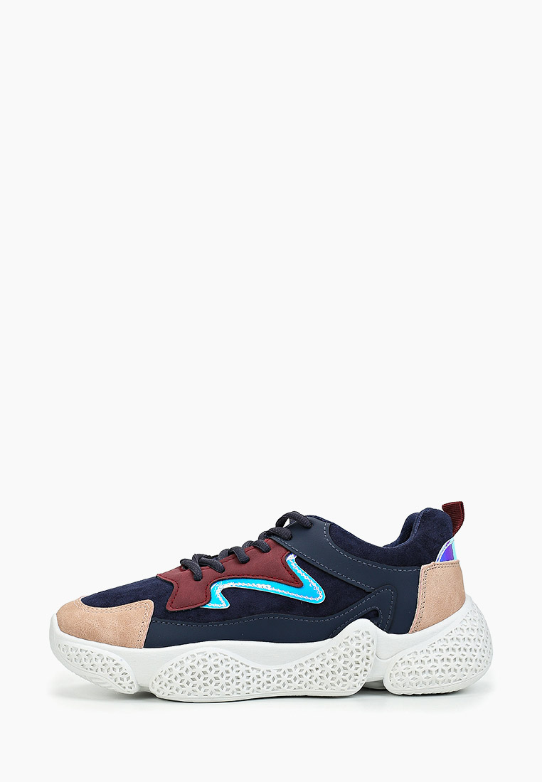 Женские кроссовки Ideal Shoes Z-9770