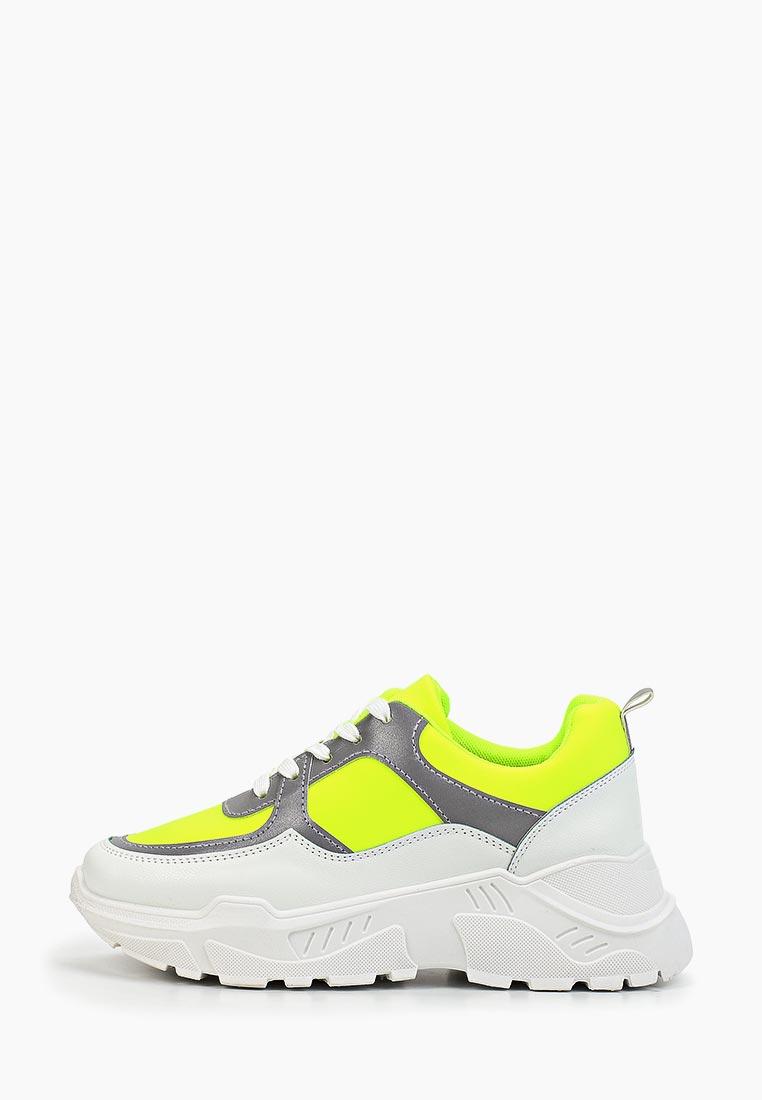 Женские кроссовки Ideal Shoes RB-3310