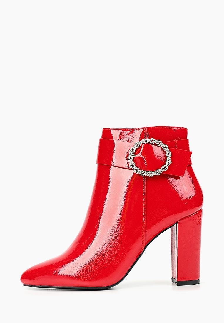 Женские ботильоны Ideal Shoes BM-9085