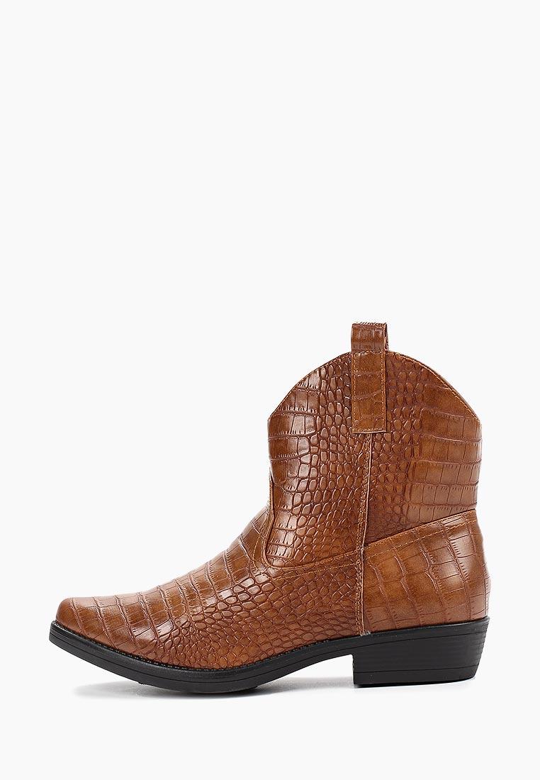Женские полусапоги Ideal Shoes TX-2962