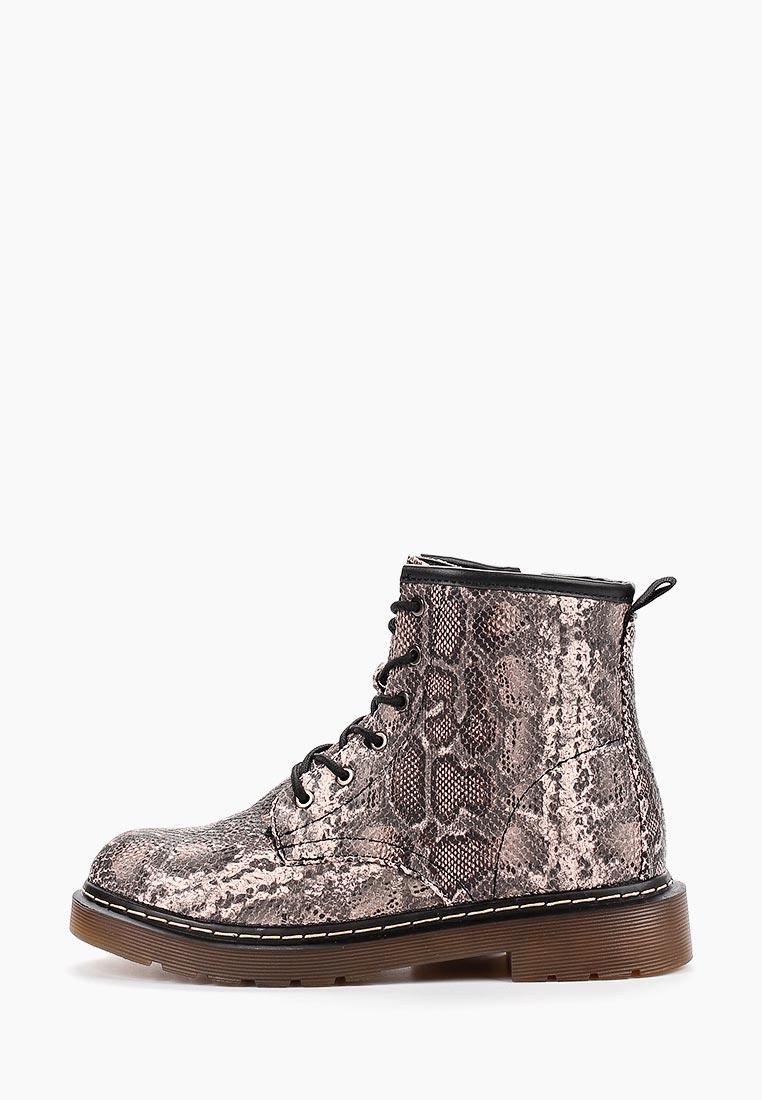 Женские ботинки Ideal Shoes TX-3203