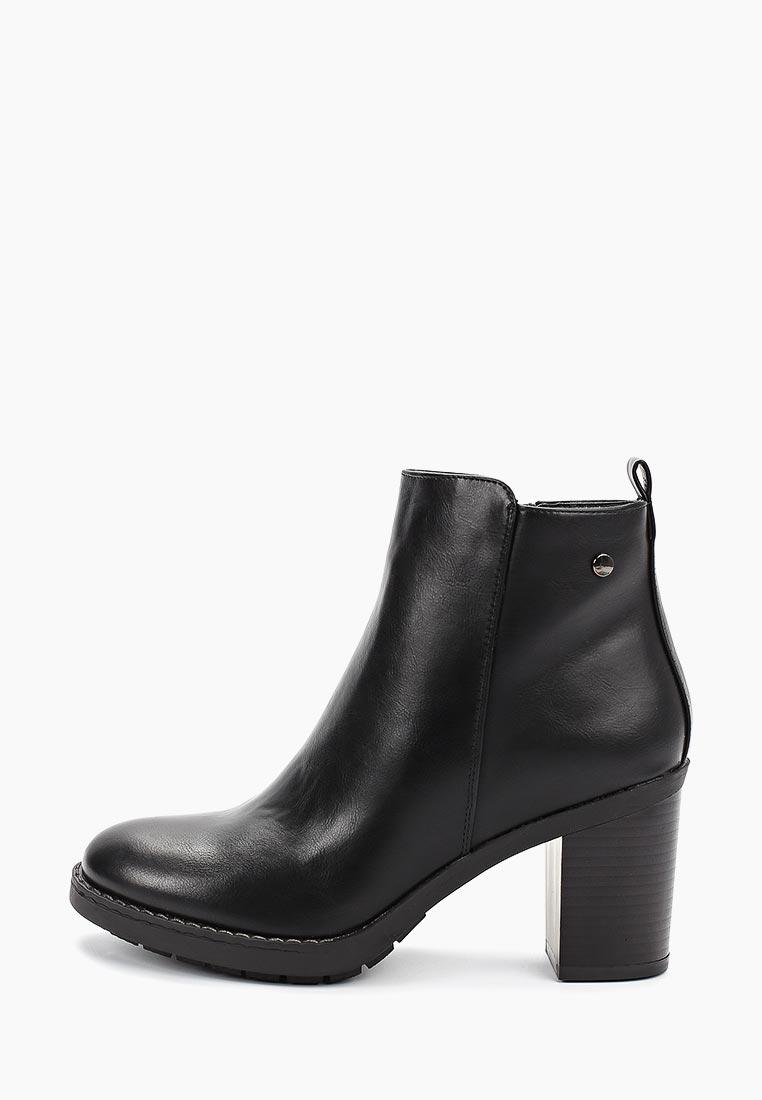 Женские ботильоны Ideal Shoes BM-9077