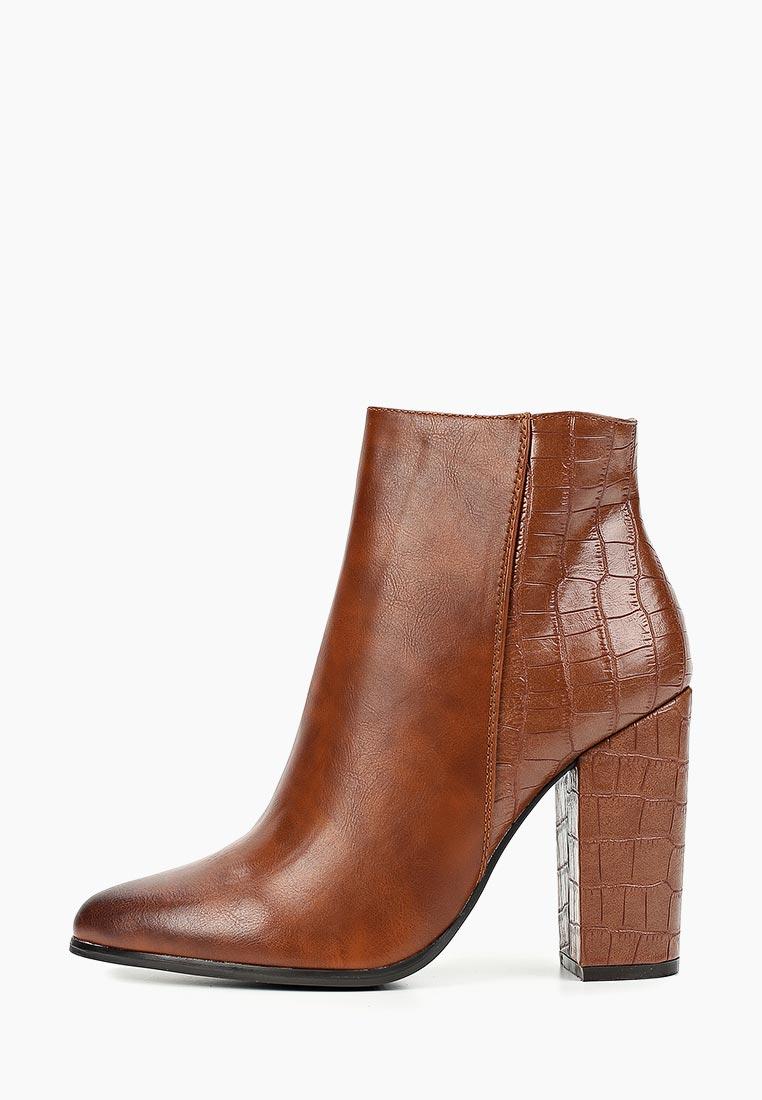 Женские ботильоны Ideal Shoes BM-9079