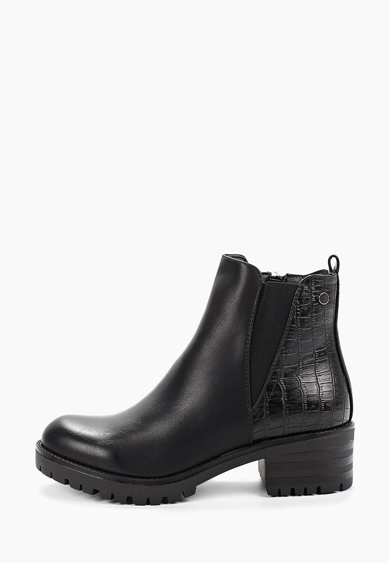 Женские ботинки Ideal Shoes G-7610