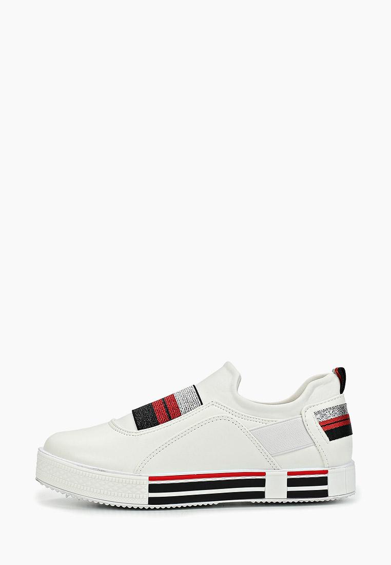 Женские слипоны Ideal Shoes Z-9772