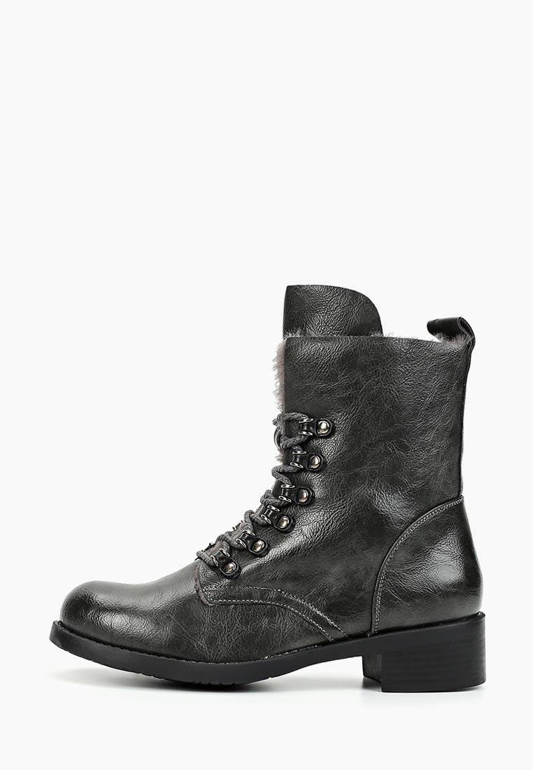 Женские ботинки Ideal Shoes TX-2838