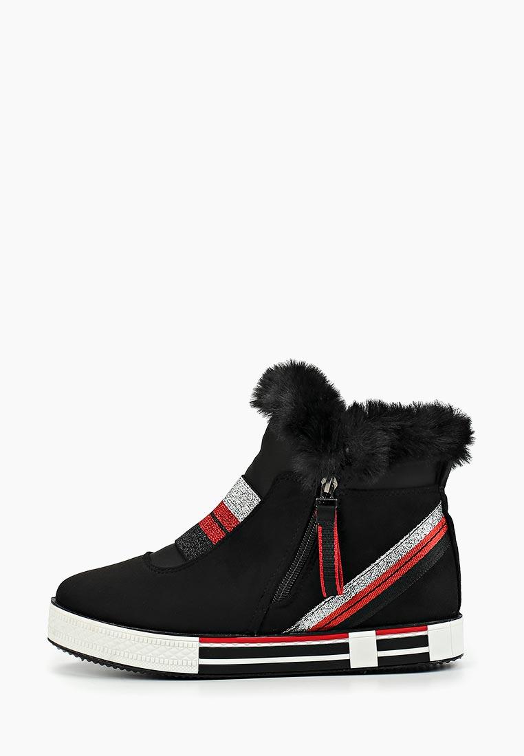 Женские кеды Ideal Shoes Z-9777