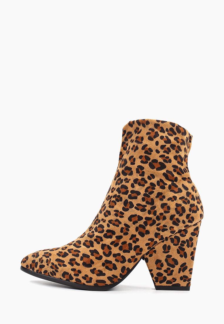 Женские ботильоны Ideal Shoes TX-2905