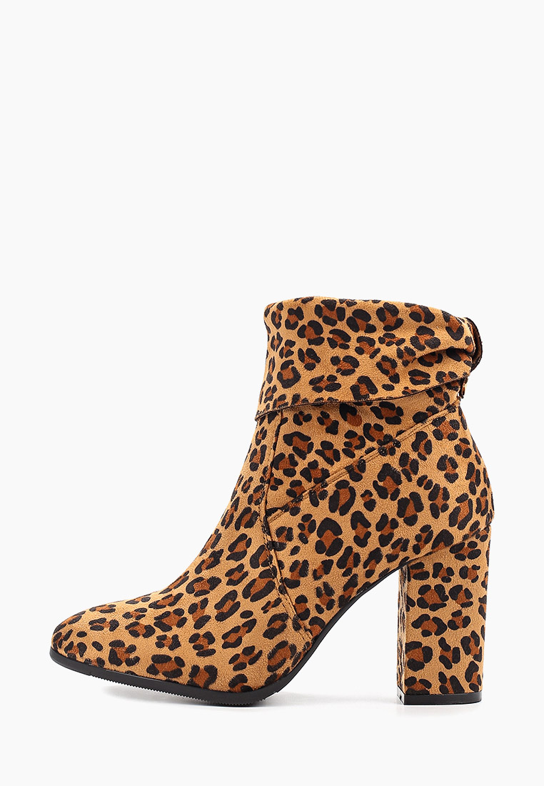 Женские ботильоны Ideal Shoes TX-2907