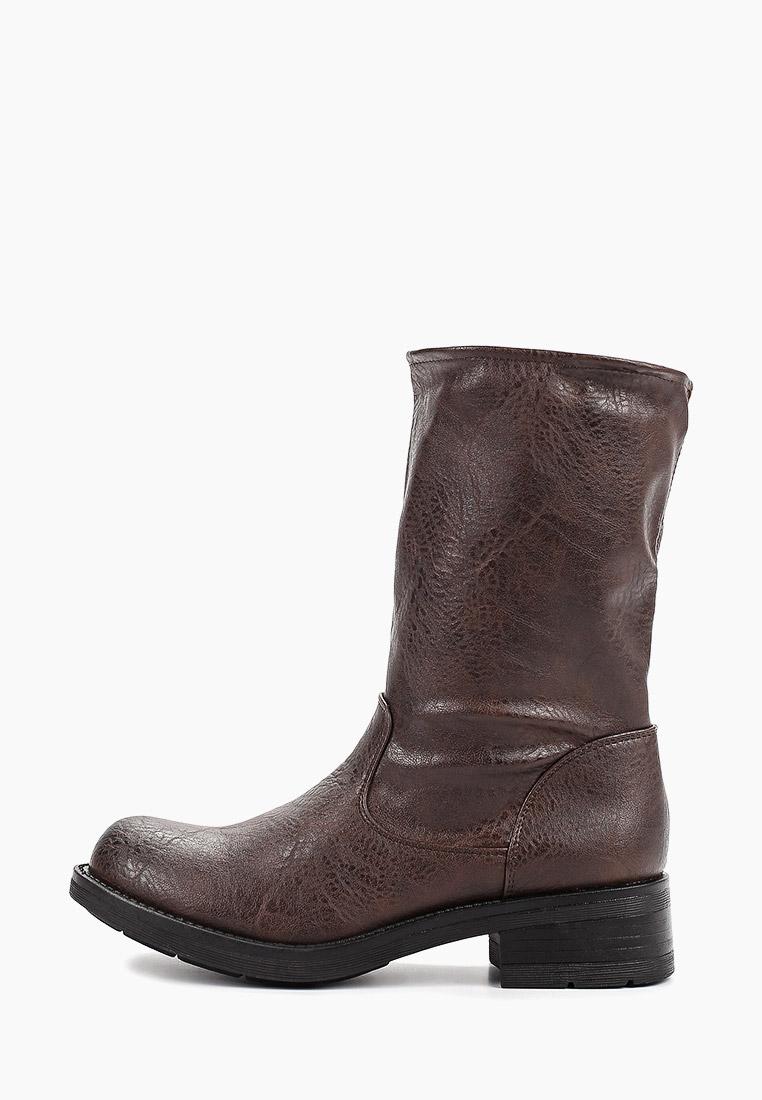 Женские полусапоги Ideal Shoes TX-1806