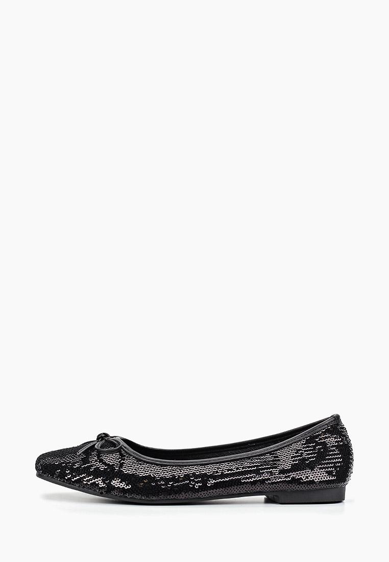 Женские балетки Ideal Shoes A-9289