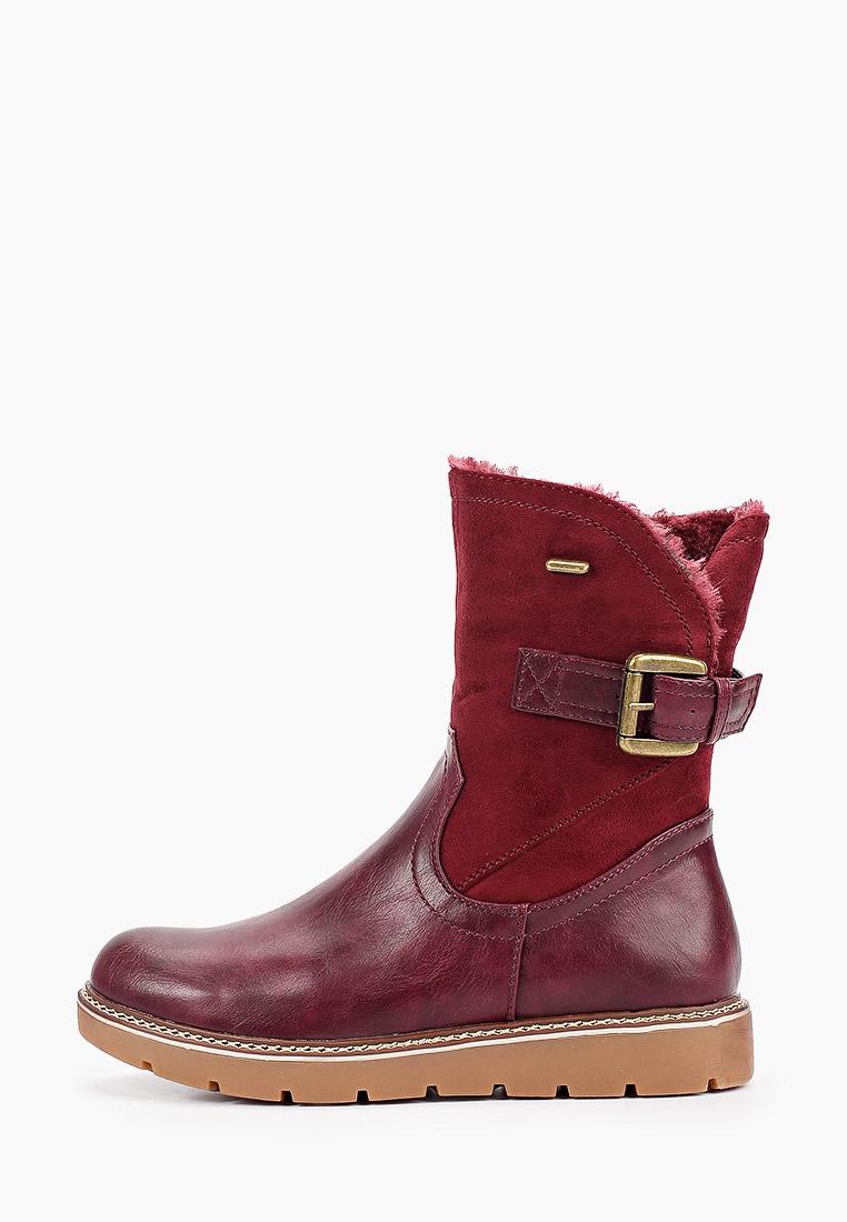 Женские полусапоги Ideal Shoes BM-9063