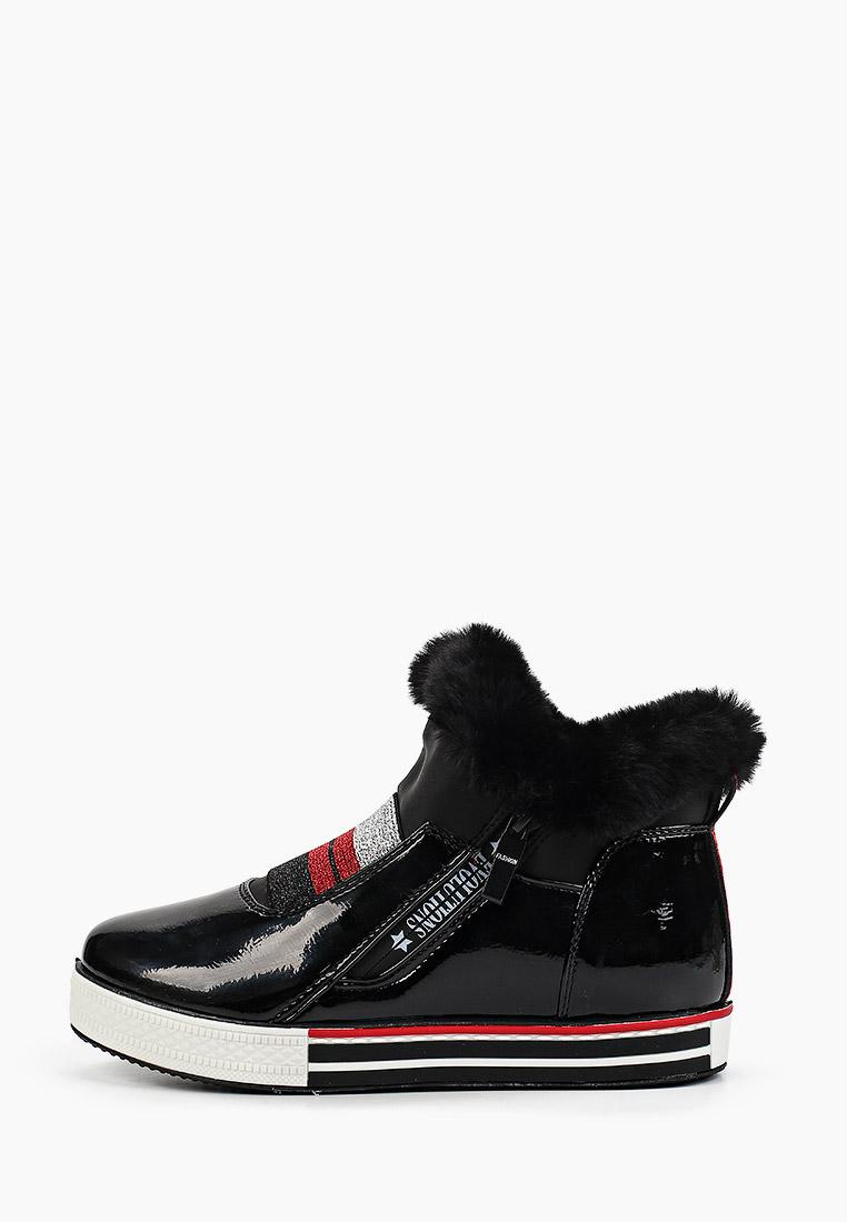 Женские кеды Ideal Shoes Z-9776