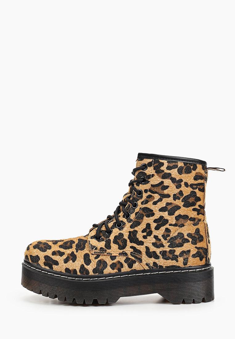 Женские ботинки Ideal Shoes C-7252