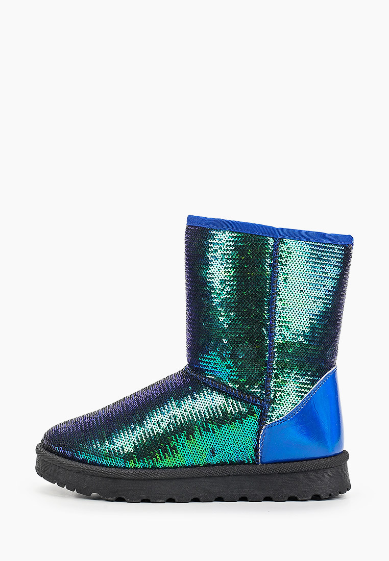 Женские полусапоги Ideal Shoes C-3135