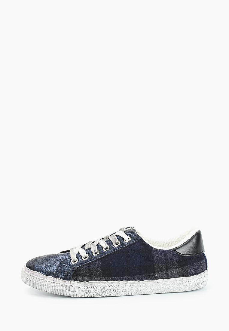 Женские кеды Ideal Shoes B-6835