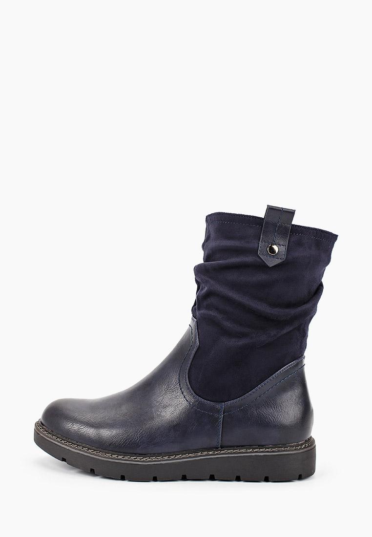 Женские полусапоги Ideal Shoes BM-9062