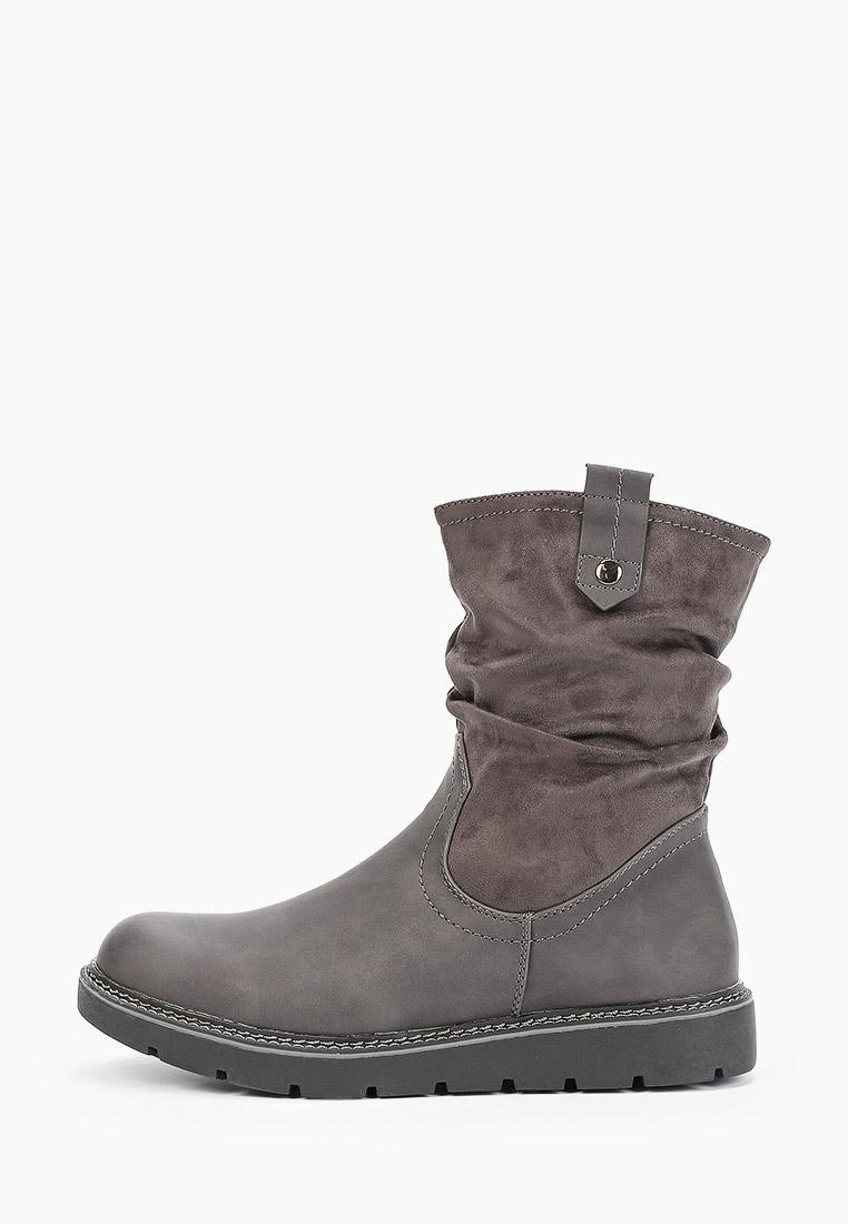 Полусапоги Ideal Shoes BM-9062