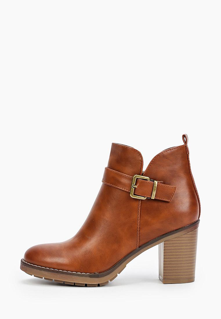 Женские ботильоны Ideal Shoes BM-9078
