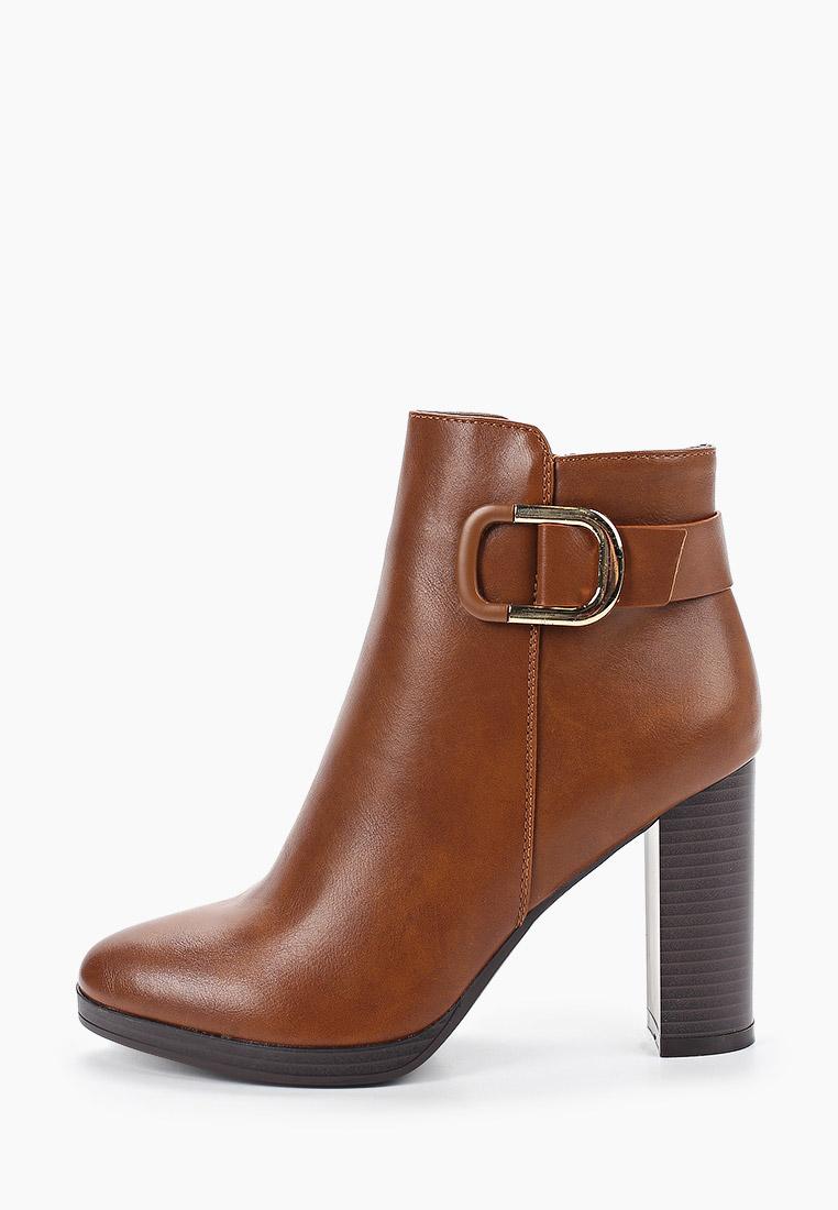 Женские ботильоны Ideal Shoes BM-9093