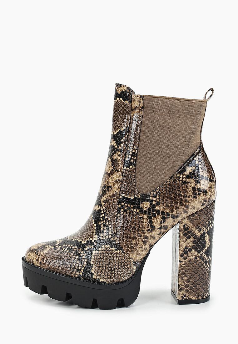 Женские ботильоны Ideal Shoes E-9317-2