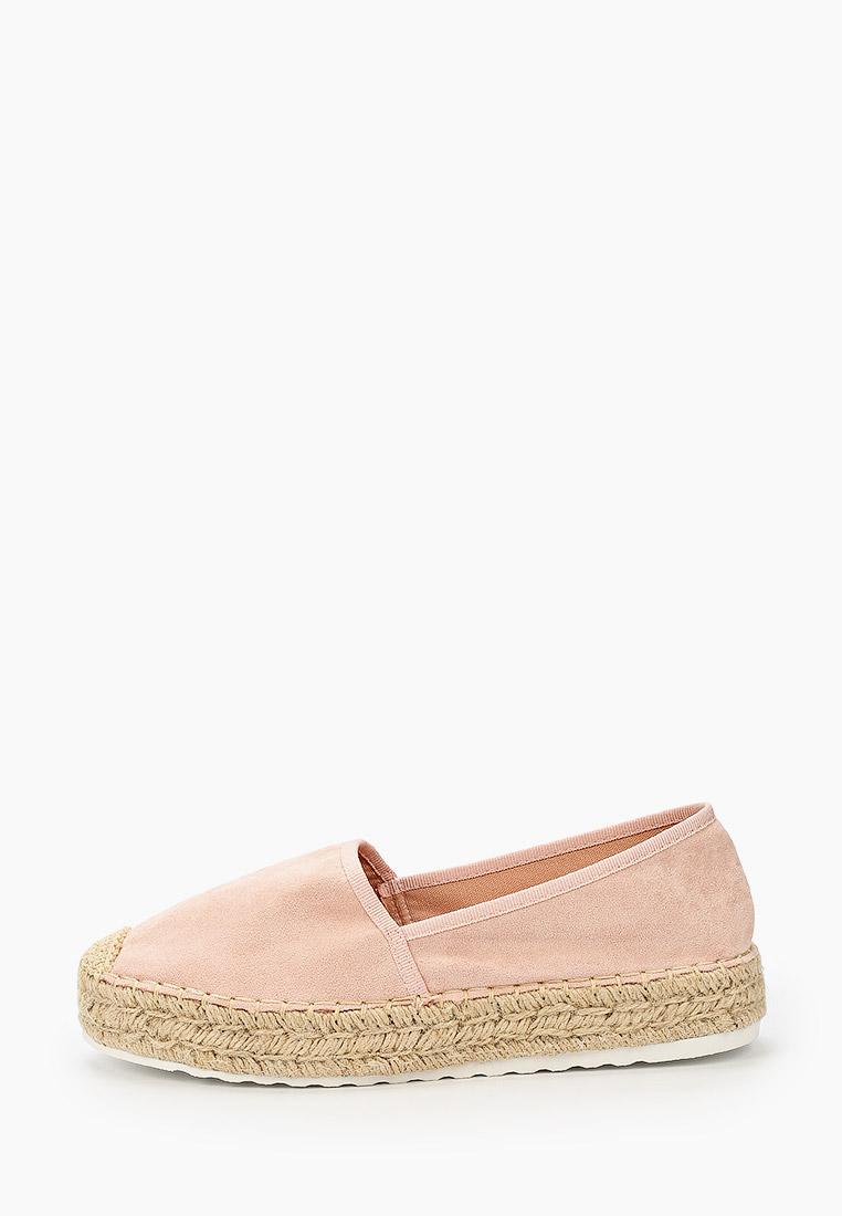 Женские эспадрильи Ideal Shoes 6606