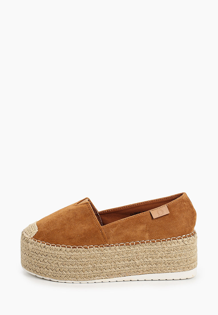 Женские эспадрильи Ideal Shoes U-3806