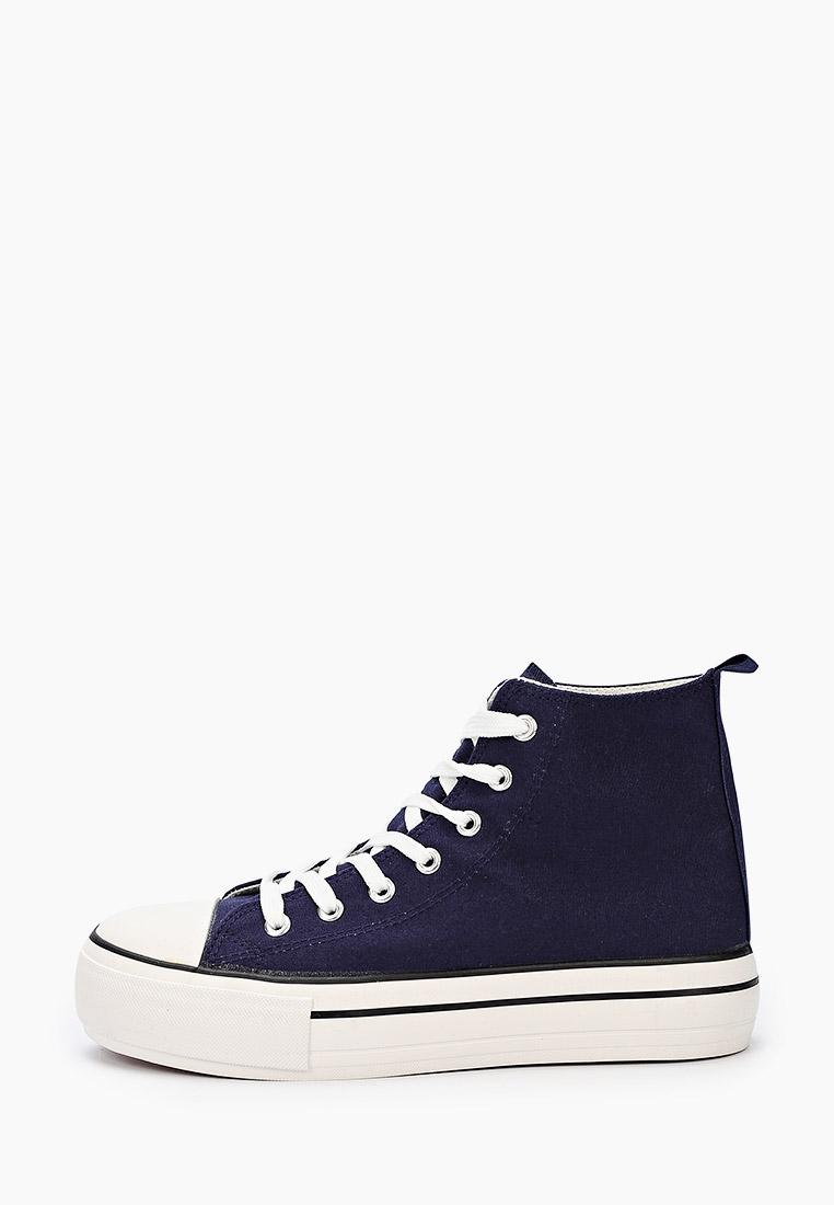 Женские кеды Ideal Shoes CV-2995