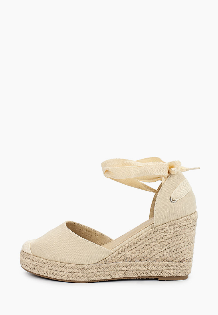 Женские эспадрильи Ideal Shoes JS-3303