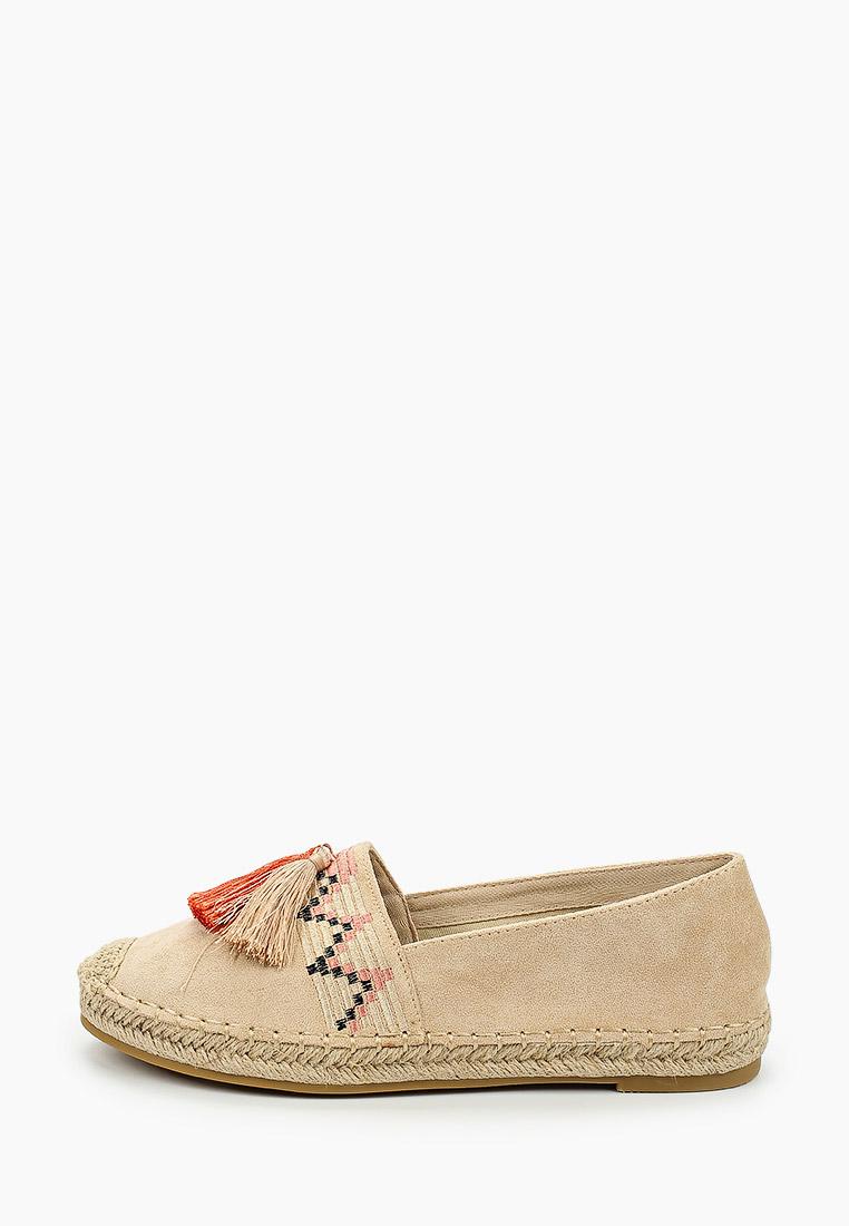 Женские эспадрильи Ideal Shoes 3446