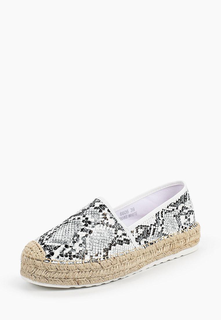 Женские эспадрильи Ideal Shoes 6606: изображение 2