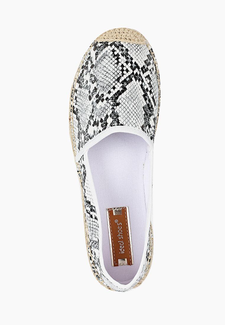 Женские эспадрильи Ideal Shoes 6606: изображение 4
