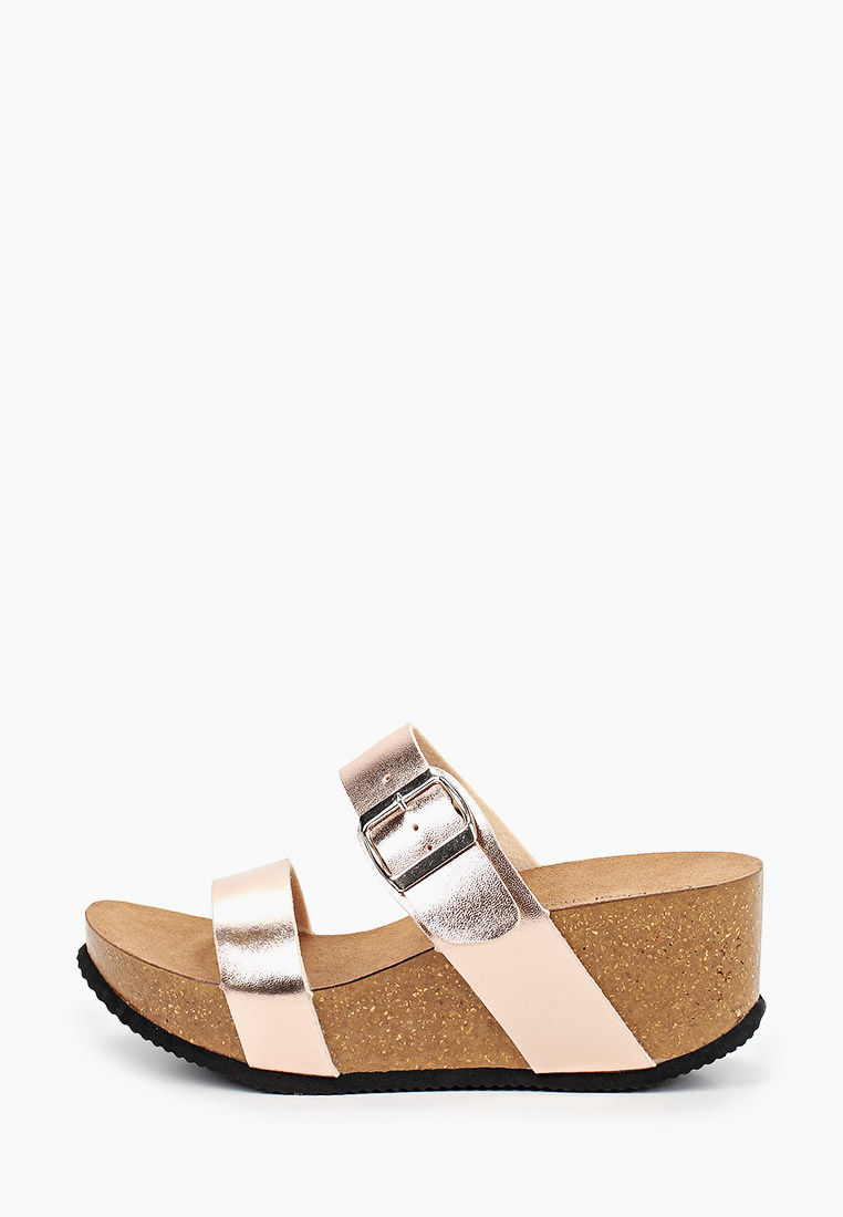 Женские сабо Ideal Shoes F98-1630