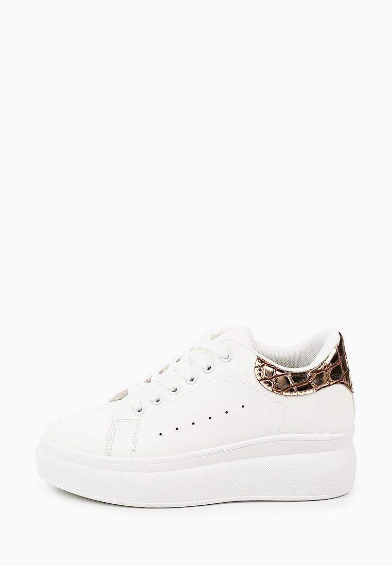 Женские кеды Ideal Shoes Кеды Ideal Shoes