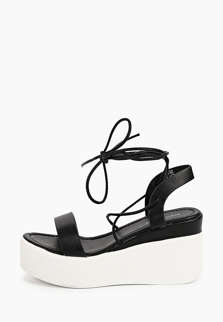 Женские босоножки Ideal Shoes F98-6632